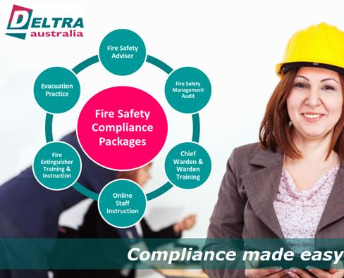 Fire Training Packages - DELTRA Australia